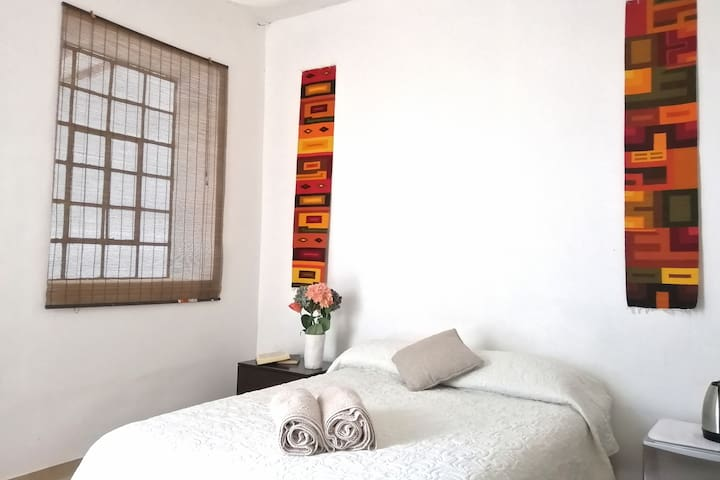 ⭐Miraflores Private Bed&Bath⭐w/Terrace-Near Ocean