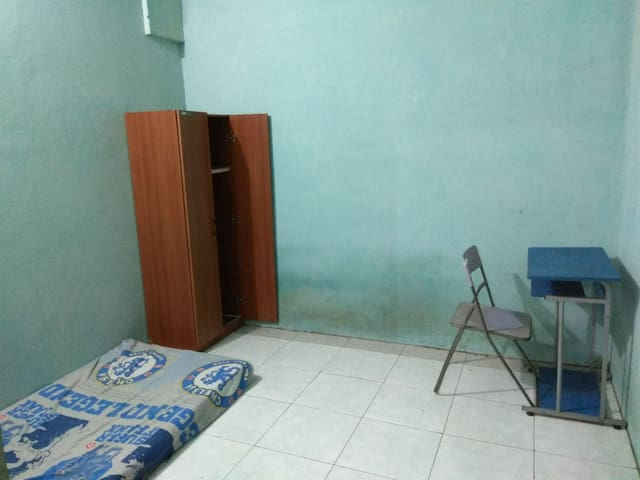 Bedroom in Halim PK Airport, East Jakarta