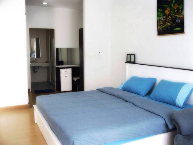 1 bedroom @ Klong muang beach - ตำบล หนองทะเล - Appartement