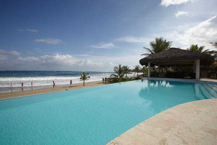 Luxury oceanfront condo, enjoy it ! - Cabarete - Apartment