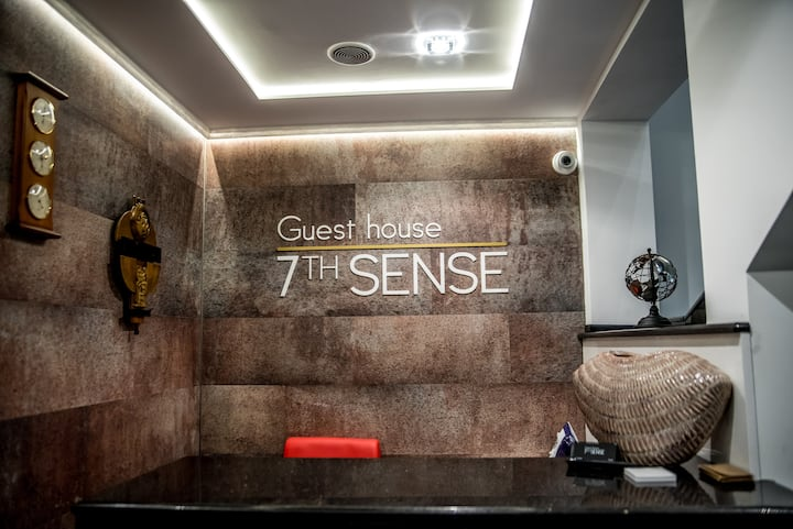 Boutique Guest House Plovdiv, Bulgaria - 7th SENSE