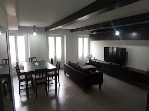 Chambre individuel en appartement à Marseille