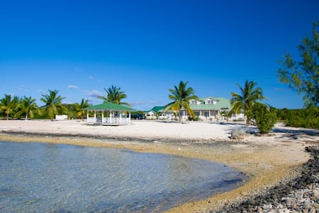 Two Bedroom Waterfront Apartment in Acklins!