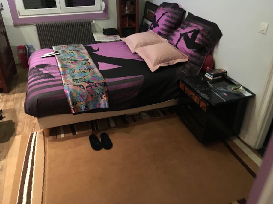 Belle chambre en enfilade r servation instantan e - Chambre en enfilade ...