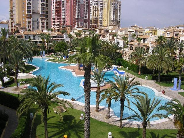 Aldea Del Mar 200m from the beach - Torrevieja - Appartement