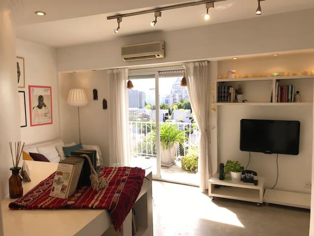 Un apartamento único en palermo Luz&Sol -20%OFERTA
