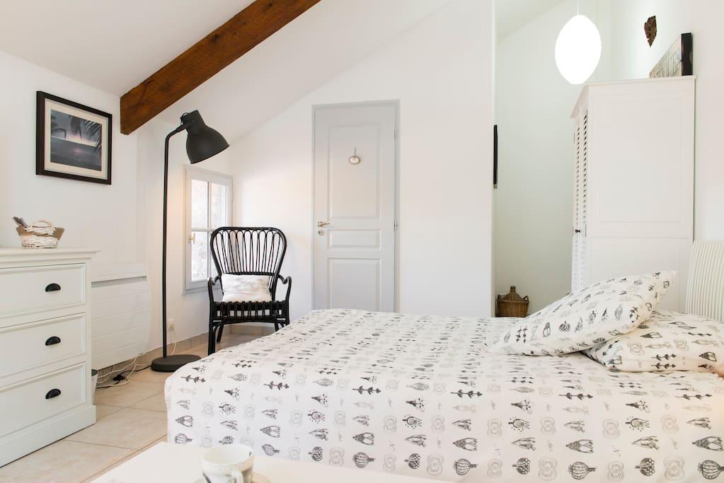 la chambre proposée