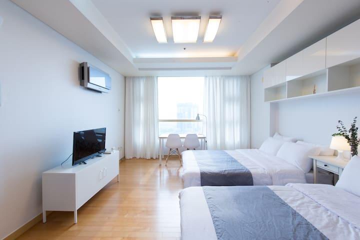 Myeongdong 9min/egg/view - 서울특별시 - Apartamento
