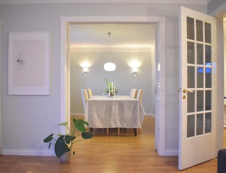 Nordic scandinavian home