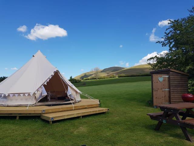 Howgills Hideaway Bell Tent