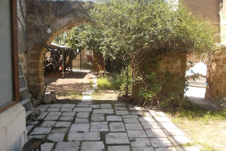 Beautiful private studio in the old town - Nicosia