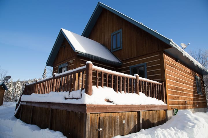 CHALET : Grand Manitou