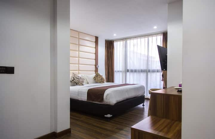 Comfort Room from 4* Hotel