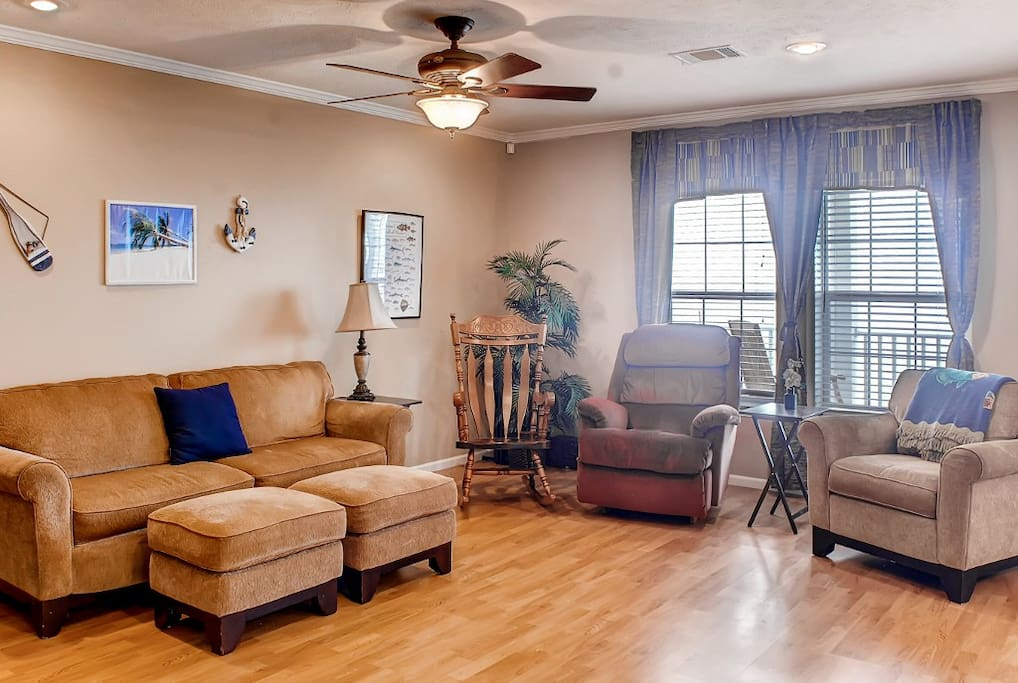 Waterfront 3br New Orleans Home Houses For Rent In