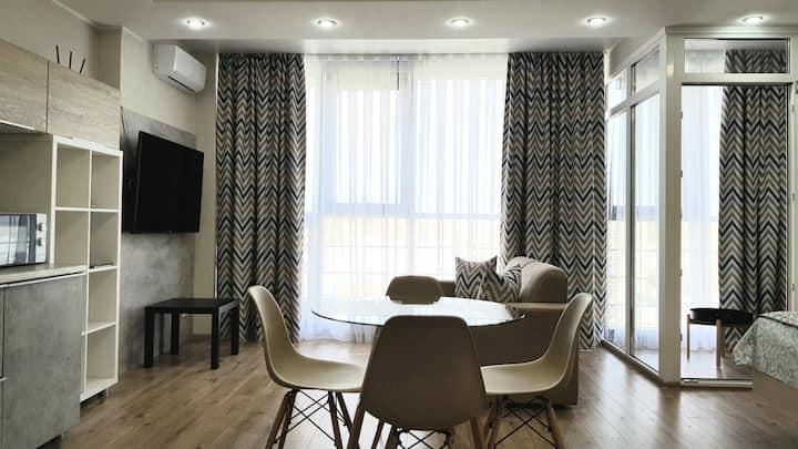 Aristocrat Studio Apartment