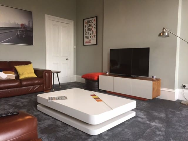2 bed modern flat close to City Centre - Glasgow - Lägenhet