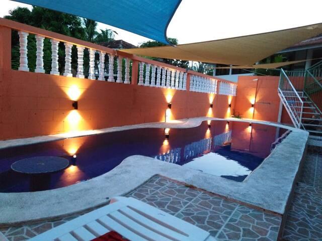 Beautiful Beach House in San Blas
