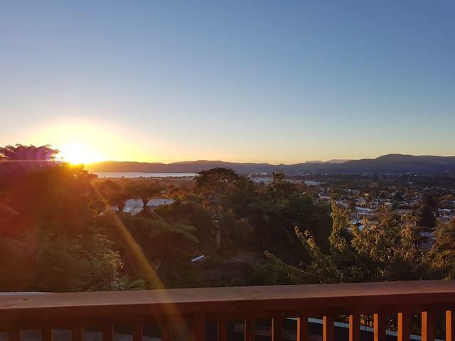 Lakeviews Holiday Home, Rotorua.