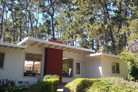 Vacation Retreat - Del Monte Forest - Dom