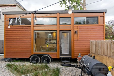 """A Pebble In Rock City: A """"Tiny Home"""" In Piety Hill"""