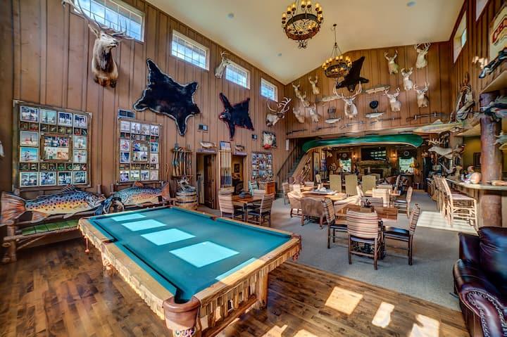Amen Ranch - Game Barn