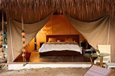 Confortable tent close to the sea (7) - Playa del Carmen