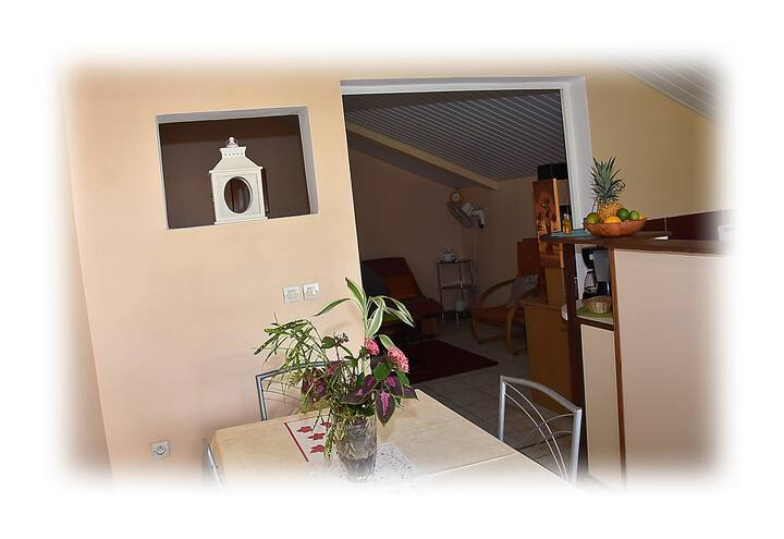 Appartement T2 Vue Campagne