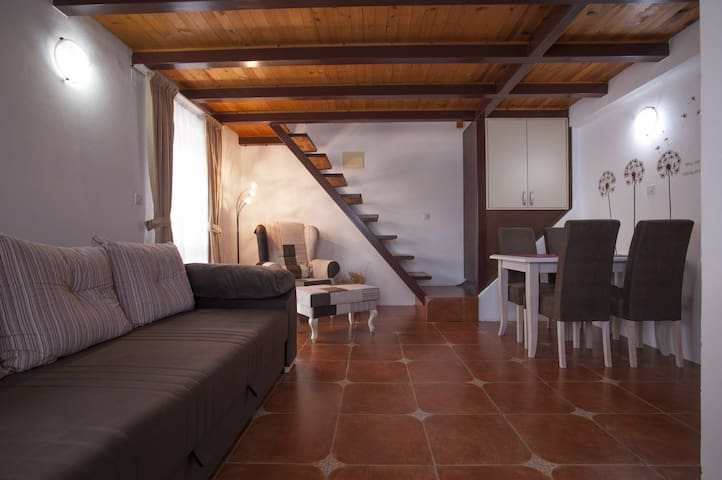 Duplex Apartment with terrace and Sea view > APT8