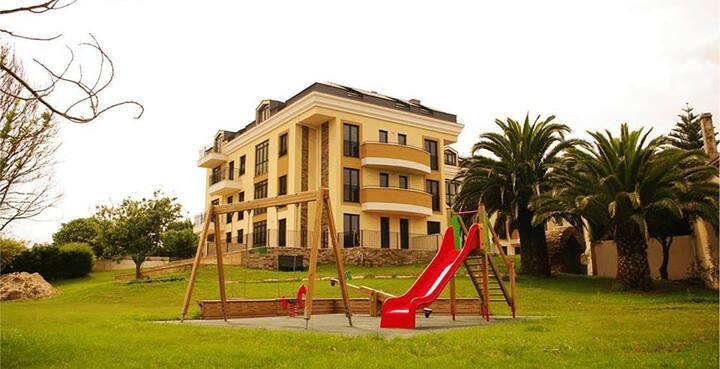 Apartamento con vistas cerca de las catedrales
