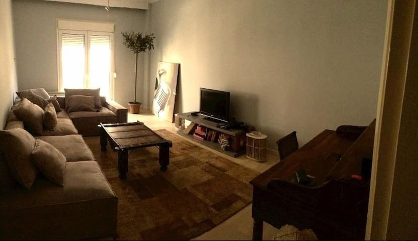 Kilkis centre 3bedroom furnished modern apartment