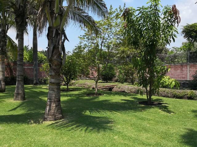 Casa de descanso Ticumán