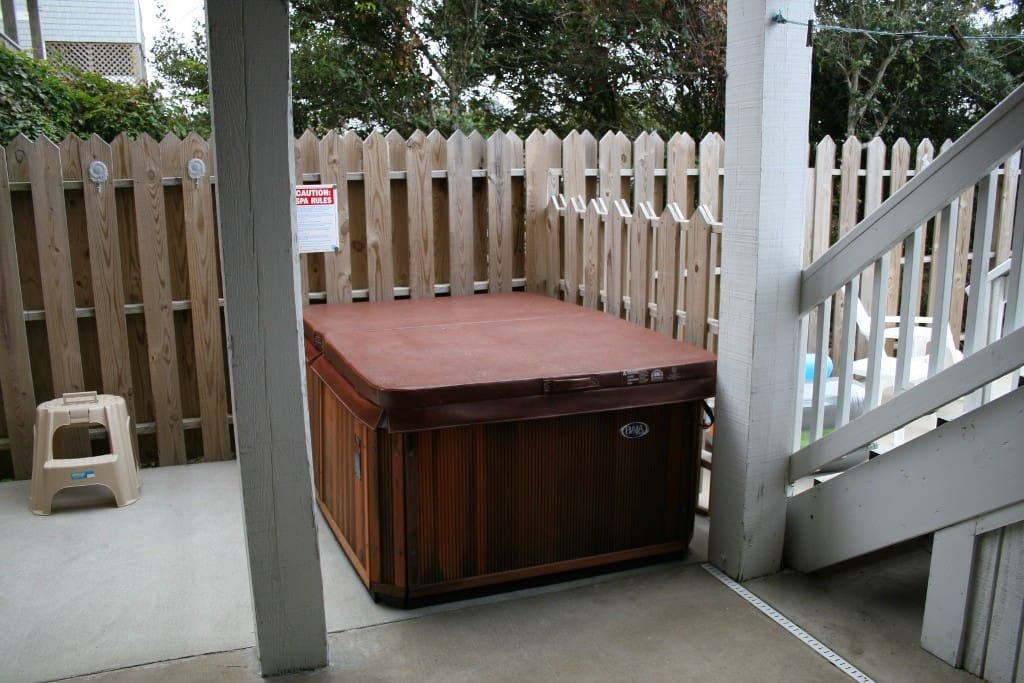 JR109: Queen Anne's Retreat l  Hot Tub
