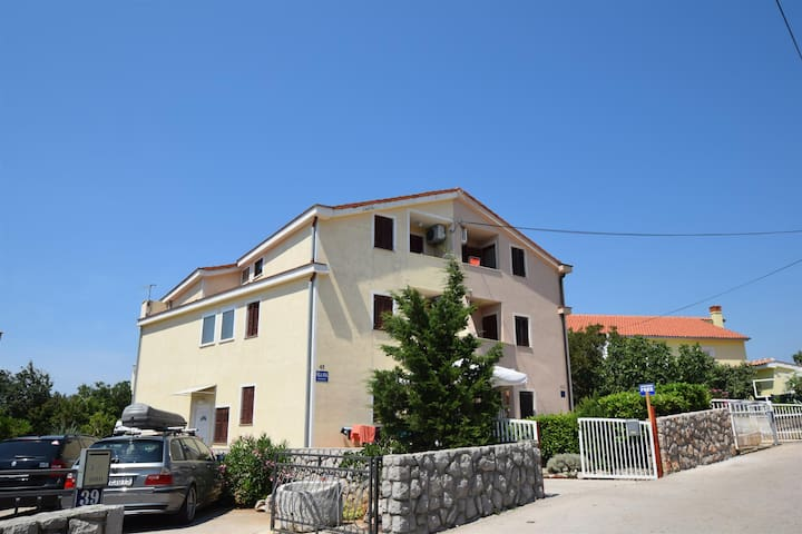 Apartment Kociper (62105-A4) - Omisalj - island Krk