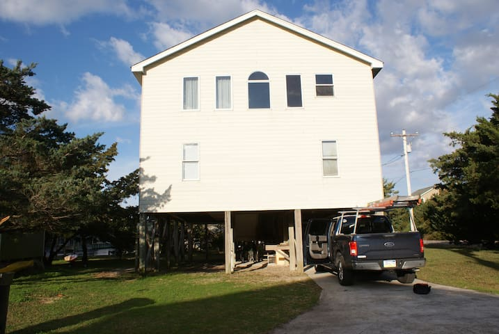 Nina's Seacret   4BR Canal Front - Avon - House