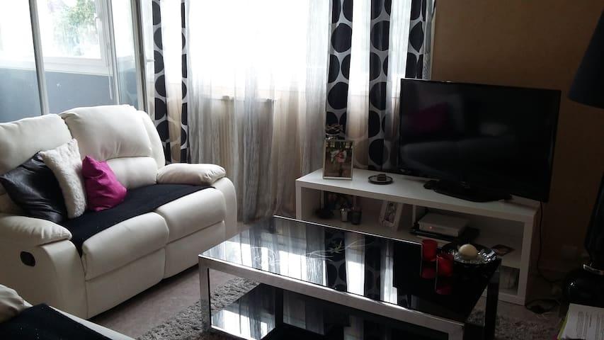 Appartement F3 calme - Montluçon - Leilighet