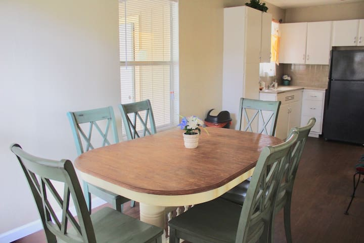 Beautiful 3/1 house 2 mins from Lackland