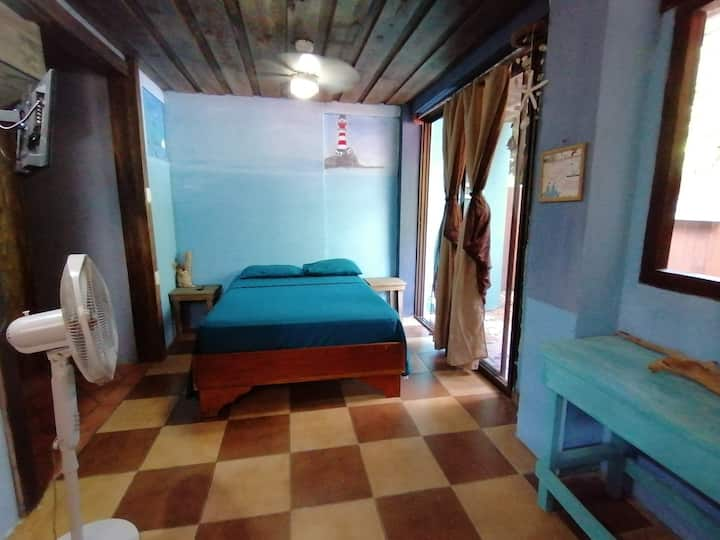 Room near the beach