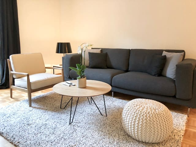 Beautiful and cosy apartment in the centre
