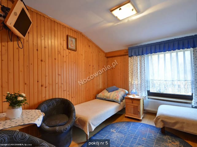 Small pension in Tatra Mountains (room nr 5)