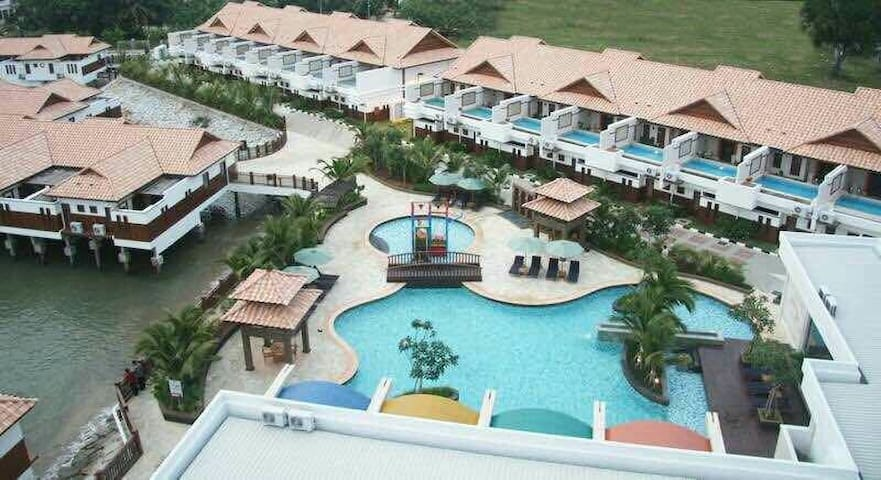 Full Sea View executive pool villa