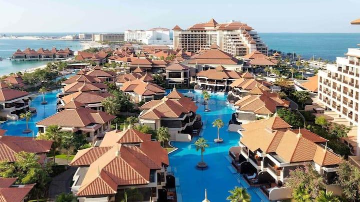 Anantara Palm Resort , sea view,1bed,pool,gym