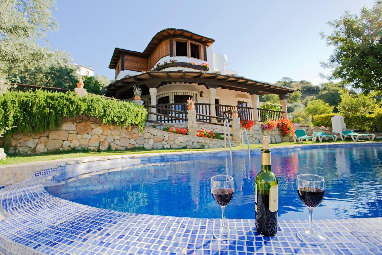 Villa El Lagar Rocabella