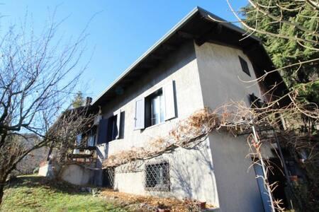 Villa immersa nel verde con giardino privato - Darfo Boario Terme