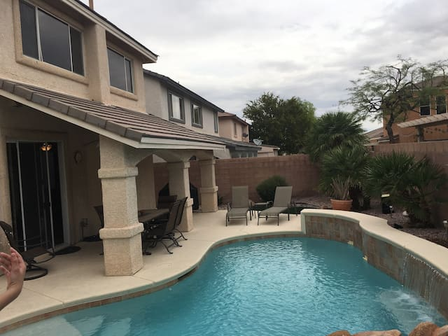 Las Vegas, safe and comfortable separate room - Las Vegas, NV 89144 - Hus