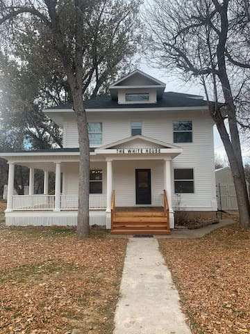 The White House in Spearfish Canyon