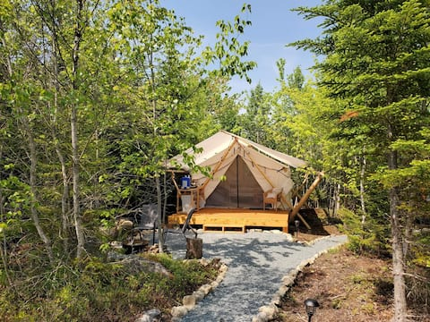 ☆ Littlewoods ☆ cozy camping • Eastern shore • N.S