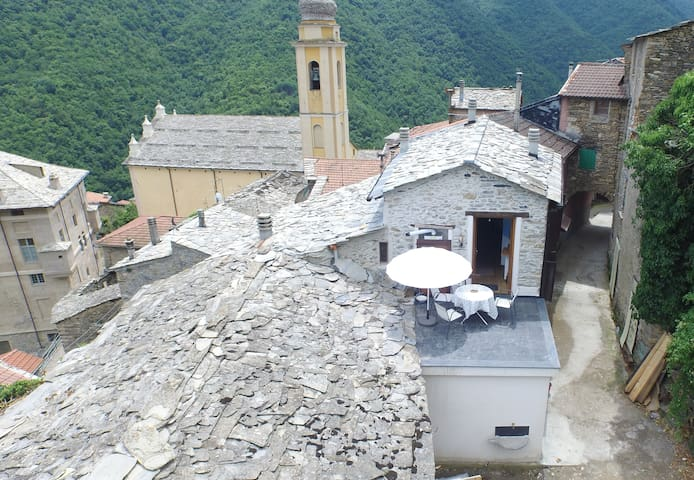 Holiday Home in Rezzo Old Town
