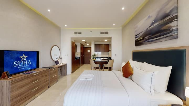 SUHA Creek Hotel Apartments (Studio Standard)