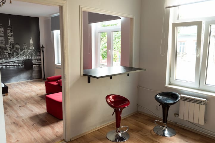 Cosy apartment 5 minutes away from Old Town