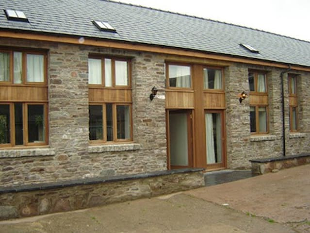 Trefecca Barns self catering cottages